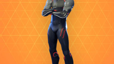 Photo of Omega Fortnite Skin