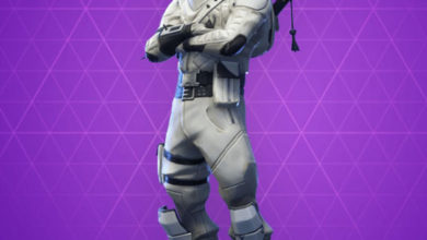 Photo of Overtaker Fortnite Skin