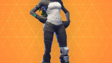Photo of P.A.N.D.A. Team Leader Fortnite Skin