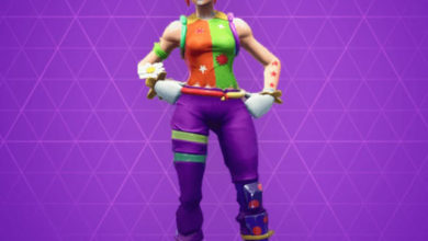 Photo of Peekaboo Fortnite Skin