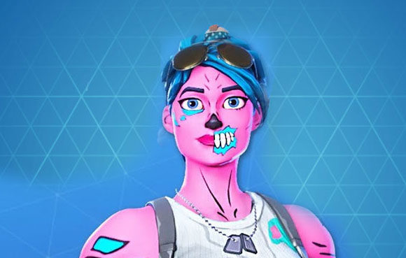 Photo of Pink Ghoul Trooper Fortnite Skin