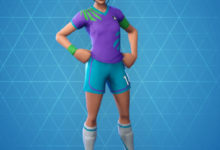 Photo of Poised Playmaker Fortnite Skin