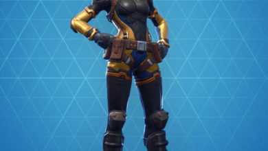 Photo of Psion Fortnite Skin
