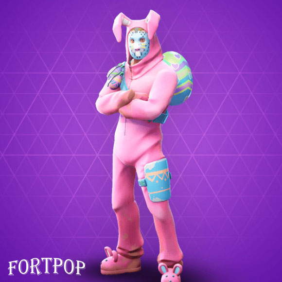 Photo of Rabbit Raider Fortnite Skin