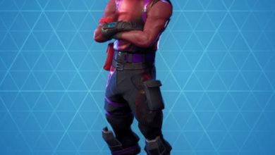Photo of Radiant Striker Fortnite Skin