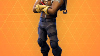 Photo of Raptor Fortnite Skin