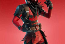 Photo of Ravenpool Fortnite Skin