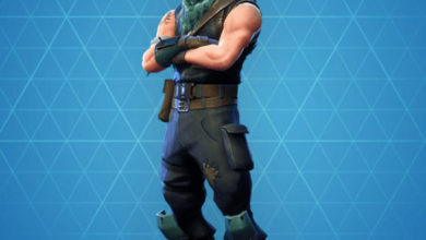 Photo of Recon Scout Fortnite Skin