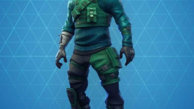 Photo of Reflex Fortnite Skin