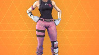 Photo of Rose Team Leader Fortnite Skin