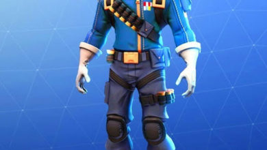 Photo of Royale Bomber Fortnite Skin