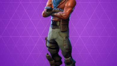 Photo of Rust Lord Fortnite Skin