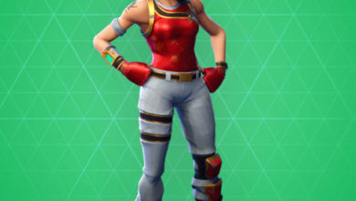 Photo of Scarlet Defender Fortnite Skin