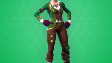 Photo of Sgt. Green Clover Fortnite Skin