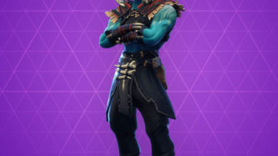 Photo of Shaman Fortnite Skin