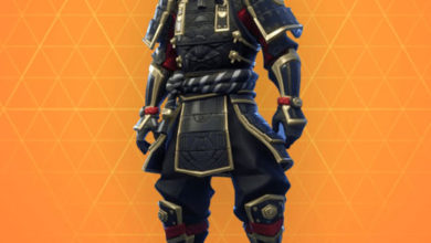 Photo of Shogun Fortnite Skin