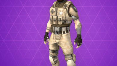 Photo of Sledgehammer Fortnite Skin