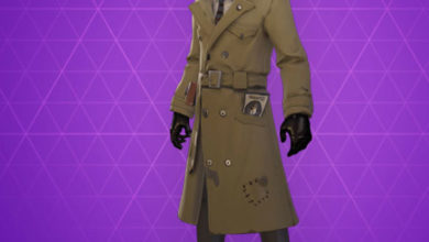 Photo of Sleuth Fortnite Skin