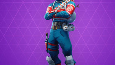 Photo of Slushy Soldier Fortnite Skin