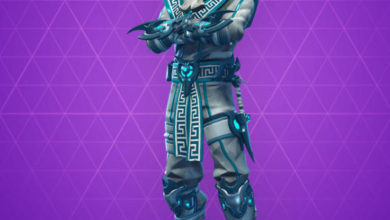 Photo of Snowfoot Fortnite Skin