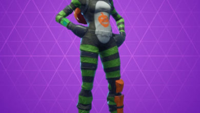 Photo of Spooky Team Leader Fortnite Skin