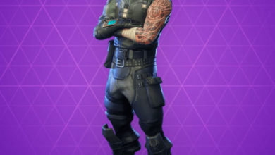 Photo of Squad Leader Fortnite Skin