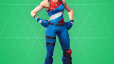 Photo of Star-Spangled Ranger Fortnite Skin