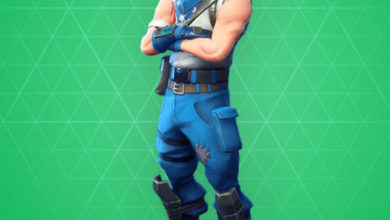 Photo of Star Spangled Trooper Fortnite Skin