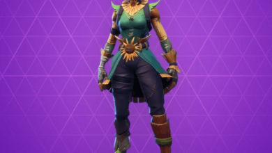 Photo of Straw Ops Fortnite Skin