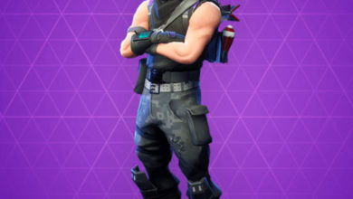 Photo of Sub Commander Fortnite Skin