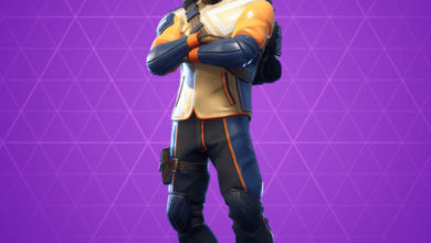 Photo of Summit Striker Fortnite Skin