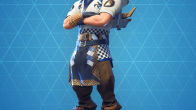 Photo of Sushi Master Fortnite Skin