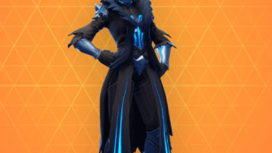 Photo of The Ice Queen Fortnite Skin