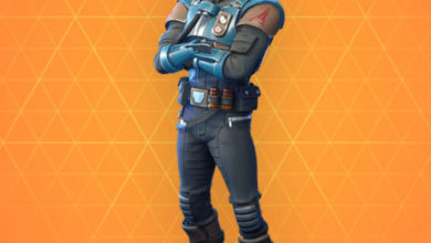 Photo of The Visitor Fortnite Skin