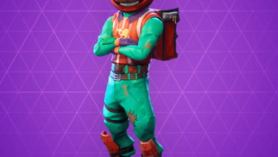 Photo of TomatoHead Fortnite Skin