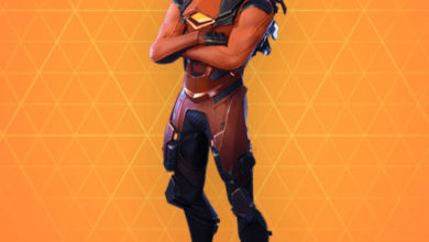 Photo of Vertex Fortnite Skin