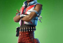 Photo of Wild Gunner Fortnite Skin