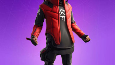 Photo of X-Lord Fortnite Skin