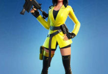 Photo of Yellowjacket Fortnite Skin
