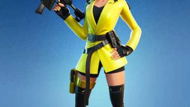 Photo of Yellowjacket Fortnite Skin