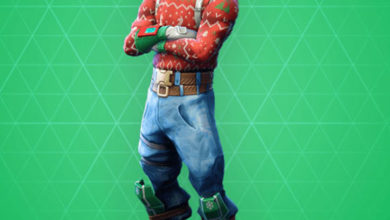 Photo of Yuletide Ranger Fortnite Skin