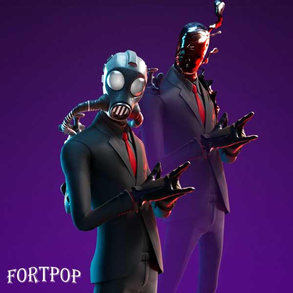 Chaos-Agent-Fortnite-Skin