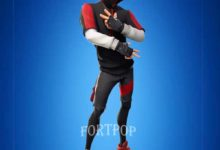 Photo of ikonik Fortnite Skin