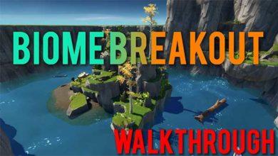 Biome Breakout!