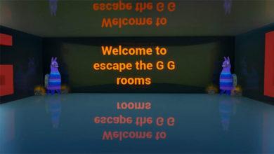 Escape The Gg Rooms