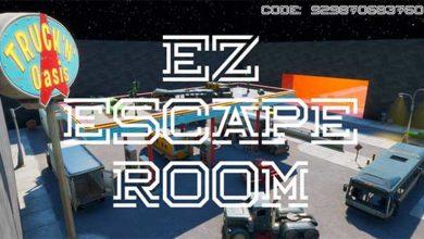 Ez Escape Map