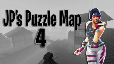 Photo of Jp's Puzzle Map 4