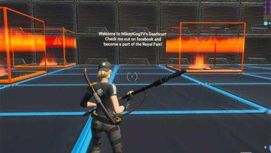 Mikeykingtv's Escape Deathrun!