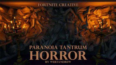 Paranoia Tantrum (Horror)