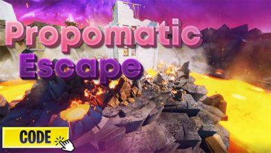 Propomatic Escape Room